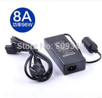 96W 8A DC 220V to 12V converter inverter household car power adapter DZ006210