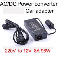 AC/DC adapter JMS-1208000 input:100-240V 1.8A 50/60Hz output:12V 8A 96W