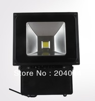 free shipping :2PCS/lot 1*70w led flood  light with bridgelux led ,120lm/w and 3 years warranty time