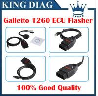 2014 Free shipping Galleto 1260 EOBD2 Diagnostic Interface Galletto 1260 ECU Flasher