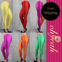 New Arrival Free Shipping 6 Colors Woman's Legging Good Quality Legging Fashion Leggings  T234