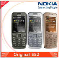 In stock ! Nokia E52 Original 3G Mobile Phone Dual Cameras Bluetooth WIFI GPS Unlocked Free Shipping