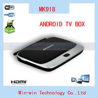 2014 Q7(CS918/MK888/MK888B/MK918/K-R42/T-R42 All in One) Android 4.2 TV Box Quad Core Smart IPTV Receiver Media Player WiFi XBMC