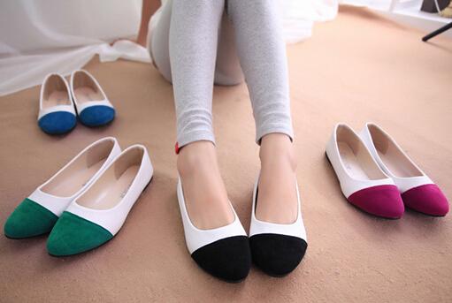 CASUAL-Flats-Women-Shoes