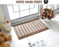 The Bedroom Mat bibulous Antiskid Door Mat Kitchen Bathroom MATS Free Shipping 38*58cm