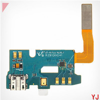 5 pcs/lot Original New for Samsung Galaxy Note 2 LTE N7105 Dock Connector Charging Port Flex Cable