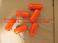 New original 100% SPRAGUE SBE 600V 0.05UF (503) 418P series film capacitors ( Can replace 0.047UF)