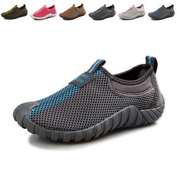 Новинка любителей обувь дышащая кроссовки женщины мужчины спорта на открытом воздухе кроссовки обувь мокасины размер 35-44, прямая поставка, XYP007