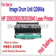 For HP Color Laserjet Q3964A Image Drum Unit,Use For HP Color Laserjet 2550 2820 2800 Printer,For HP 2550 2840 Toner Cartridge