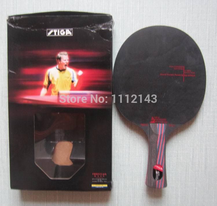Good Quality STIGA Hybrid Wood 9.8 TABLE TENNIS RACKET FL / Blades/ Table Tennis Bats stiga table tennis blade(China (Mainland))