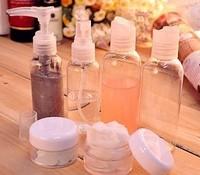 Travel cosmetics sub-bottling small bottle flip perfume spray bottle 6PCS set e830