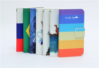 HUAWEI  G610 Case,New Fashion Cute PU Wallet Leather Cover case For HUAWEI  G610 Free Shipping