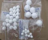 PTFE balls,10 nos of 5mm,10 nos of 10mm,10 nos of 15mm