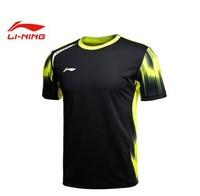 Free to Print Name and Logo 1 Set BWF lining Badminton t-hirt  shorts Jersey  Badminton Clothes  Badminton clothing set