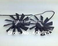 Hot ! MSI  R9-280X R9-270X R7-260X  Graphics fan PLD10010S12HH dual fans,Twin Cooling Fan