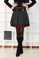 2014 New Spring Autumn Winter Skirt for Woman Plus Size L-2xl 3xl (waist 37.8 inches) Women's Clothing xxxl