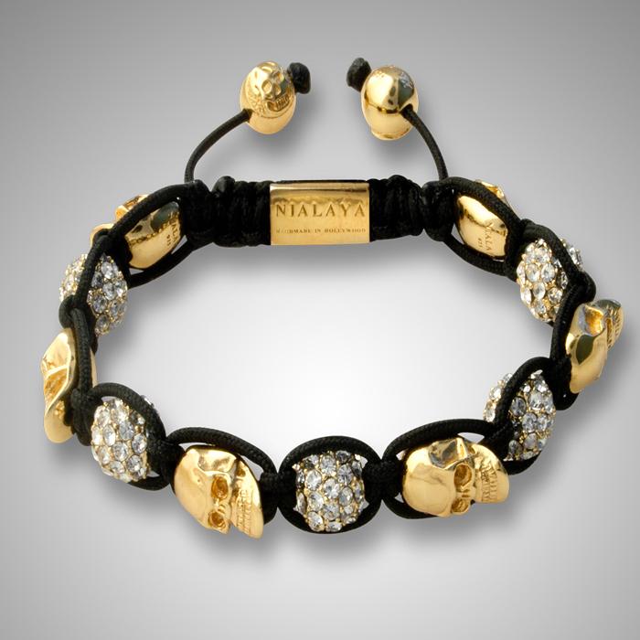 Shamballa bracelet diy