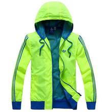 Hot Sell !!Brand Men Coats Sportswear Men's Women Hoodies Jacket Coat Men Clothes Fashion Jacket Free Shipping(China (Mainland))
