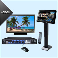 FREE SHIPPING-Professional KOD System Supports Two Hard Drive & HDMI Ouput