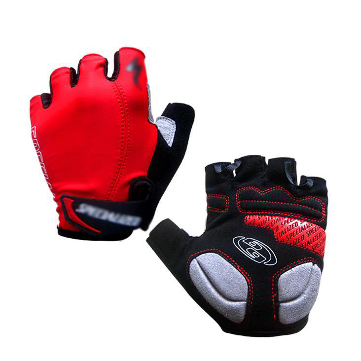 2014 Summer New GEL Bike Bicycle Half Finger Racing riding Cycling Gloves Outdoor Sports Gloves for men for women(China (Mainland))