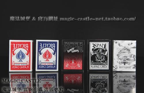 Blue Gaff Deck Poker Gaff Deck Sitair 5