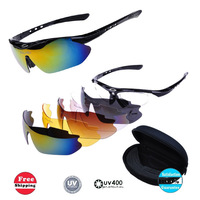 New Men  Bicycle Glasses Set outdoors Men Sunglasses  S-071