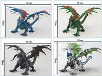 DIY tiamat model dragons with wings classic toys for childrens dinosaur action figures without original box