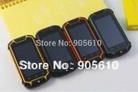 "2.5""waterproof Z18 MINI V5 MTK6572 Daul core Dual Sim Outdoor smartphone Android 4.0.4 capacitive screen"