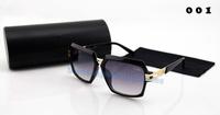 Famous  brand cazal  oculos de sol women men designer oversize frame luxury sunglasses with box 3042
