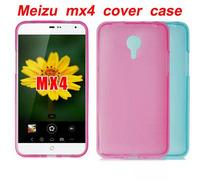 original meizu mx4 case in stock meizu phone cover case four colors choice Free shipping
