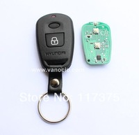 Hyundai Santa Fe 2 button remote key control 433mhz