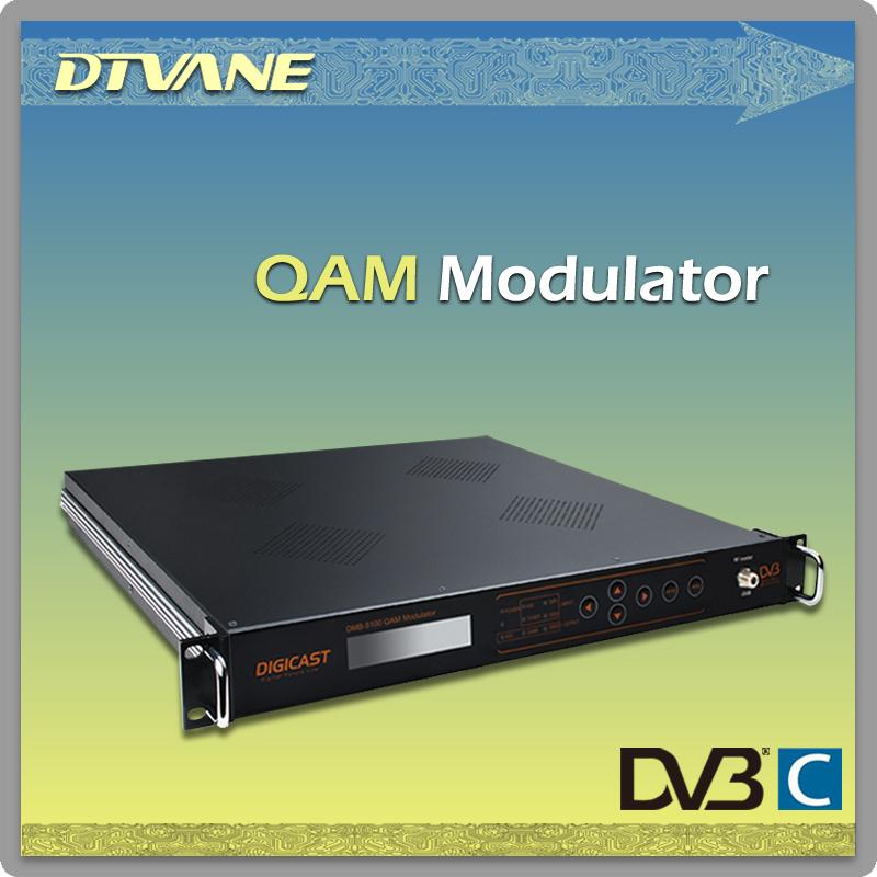 DMB-5100 Universal QAM Modulator_Tuner(QAM/QPSK/COFDM optional)+ASI in_RF+2ASI out_digital cable tv system_DVB-C/S/S2/T Tuner in(China (Mainland))