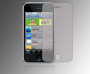 S5Q Clear Screen Protector Film Guard Shell Skin for Apple iPhone 3G 3GS(China (Mainland))