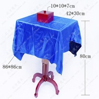 free shipping High quality floating table multifunctional magic table suspension table magic props table with box