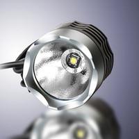 Compact and Elegant 1000 lumen led bike headlamp cree led headlamp with Shipping Free