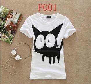 Женская футболка CP ]! t , 006