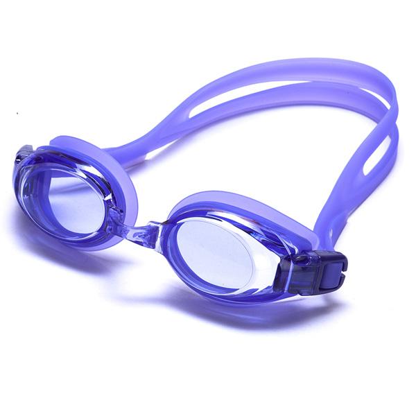 Swimming goggles Adult silicons swim glasses waterproof anti fog swim eyewear G1108-2(China (Mainland))