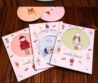 portable pocket tin mirror multi designs cute cartoon animal fashion Compact hand Cosmetic Make Up  CN post