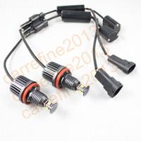 LED Angel Eyes H8 40W LED headlight for BMW LED marker for E87/E82/E92/E93/E70/E71/E60/E61/E90