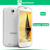 "DOOGEE TAITANS DG150 3.5"" IPS HVGA Screen 512MB+4GB MTK6572 Dual Core Phone 1.0GHz Android 4.2 GPS 3G Dustproof Black+Orange"