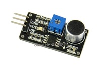 2014 New 1PCS Sound Detection Sensor Module Sound Sensor Intelligent Vehicle For Arduino TK0862