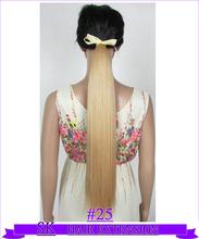 wholesale hair clip ponytail