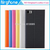 Original High Quality Xiaomi mi3 m3 Leather Case 100%  Protective Flip Cover for Xiaomi M3 Smart Phone