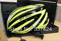 Authentic 222g Super Light Men MTB Road Bike Bicycle Cycling Helmet Size M yellow color