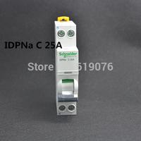 Schneider Acti 9 iDPNa 25A Miniature Circuit Breaker RCBO