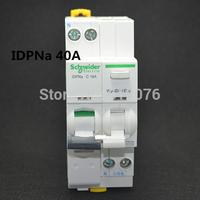 Schneider Acti 9  Miniature Circuit Breaker RCBO  iDPN N Vigi - 1P + N - 40A - 30mA class AC