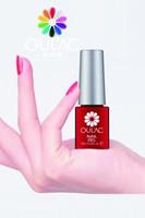 Free shipping Oulac nail polish glue qq nail art glue Color temperature changing