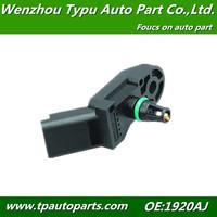 MAP sensor Peugeot 206 307 308 Partner Expert Bipper 1.1 1.4 1.6 2.0 1920AJ, 467680, 0261230043, 96365830 467680