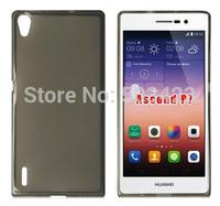 Ascend P7 Matte TPU Case,Matte Pudding Soft TPU Gel Skin Cover Case for Huawei Ascend P7