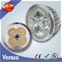 unmissable 4w 4*1W 5W 5*1W 12V Warm White/Cold White led mr16 E27 B22 GU10 GU5.3 E14 cob bulb 5PCS/lot LED spotlight